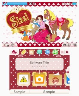 new themes sis new themes nintendo 3ds family nintendo