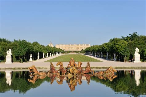 The Gardens Of Versailles by The Gardens Of Versailles Nuvo