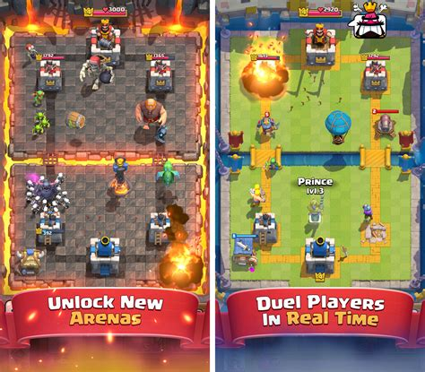 clash of lights clash royale supercell launches card battling clash of clans moba