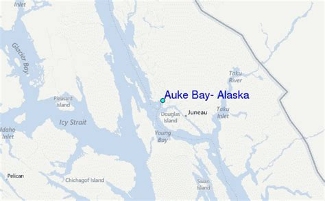 Juneau Tide Table by Auke Bay Alaska Tide Station Location Guide