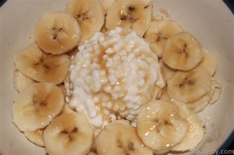 Cottage Cheese And Banana Diet by Mel S Meals Day 7 Mad Betty