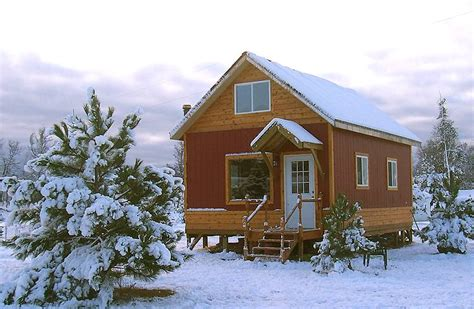 tiny house on foundation plans 16x24 owner built cabin