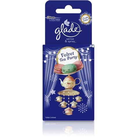 candele glade glade sense spray deodorante per ambienti limited