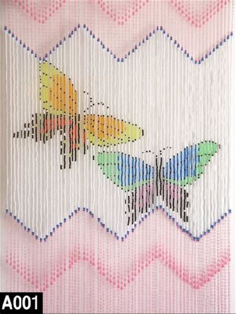 butterfly beaded curtain event decor direct north america s premier