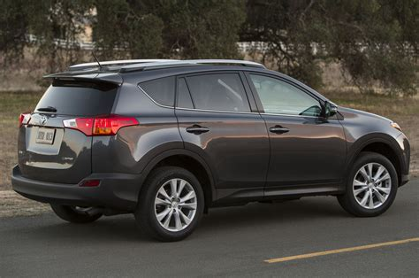 Toyota Rav4 2014 Msrp 2014 Toyota Rav4 Photos Automotive