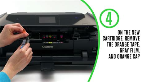 resetter canon e460 canon how to insert a new ink cartridge in my pixma