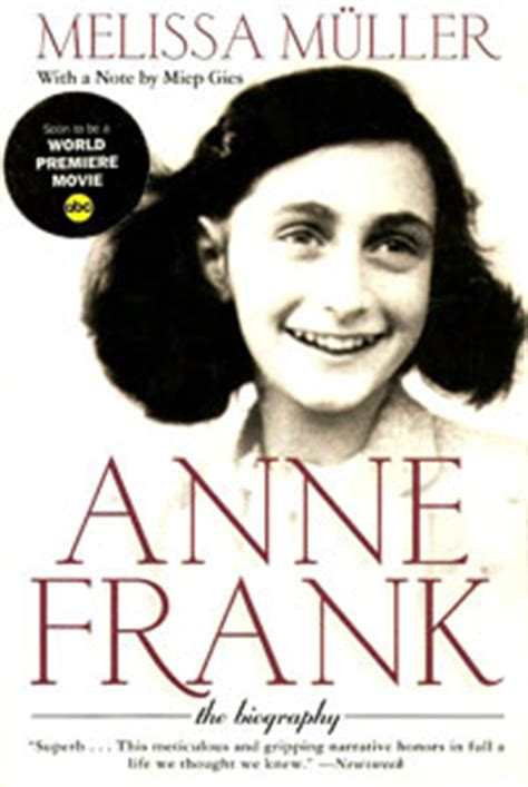small biography of anne frank anne frank the biography wikipedia