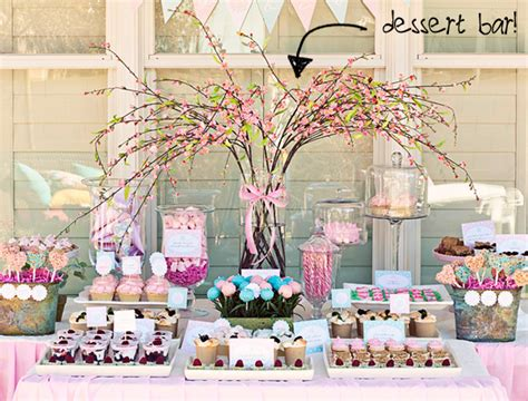 wedding dessert bar ideas fancify your wedding dessert bar with these desserts in a