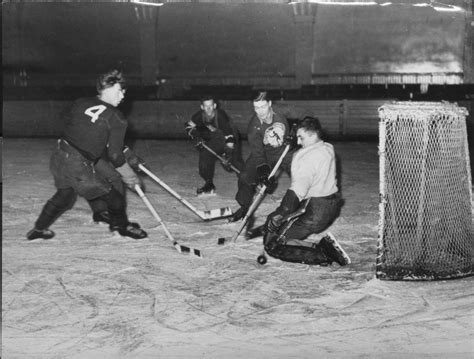 hockey biography in english hockey during the second world war juno beach centre