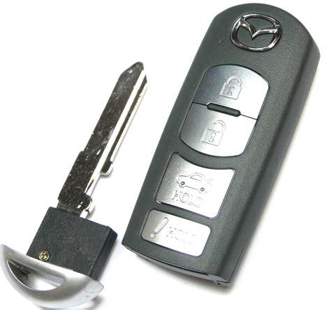 Lu Emergency Remote 2014 mazda 6 sedan remote smart key intelligent