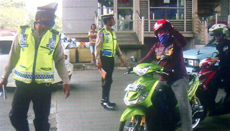 Lu Tembak Sepeda puskominfo bid humas polda metro jaya operasi zebra jaya 2014