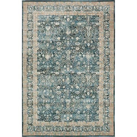 7 ft area rugs unique loom cambridge blue 7 ft x 10 ft area rug