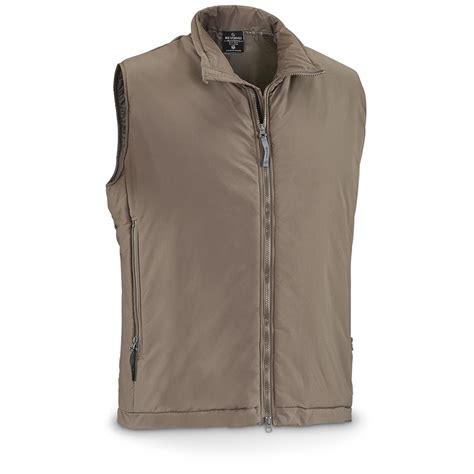 New Vests by U S Surplus Beyond Level 7 Primaloft Tactical
