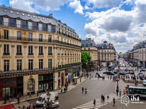 appartamenti affitto parigi privati affitti parigi 9o distretto in un appartamento per vacanze