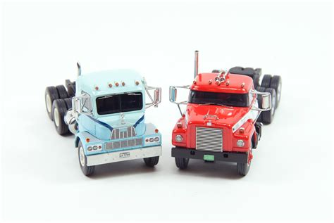 Diecast Truck die cast neo s 1 64 mack ih trucks savage on wheels