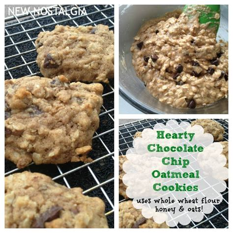 new year oatmeal cookies my new favorite go to chocolate chip oatmeal cookie recipe