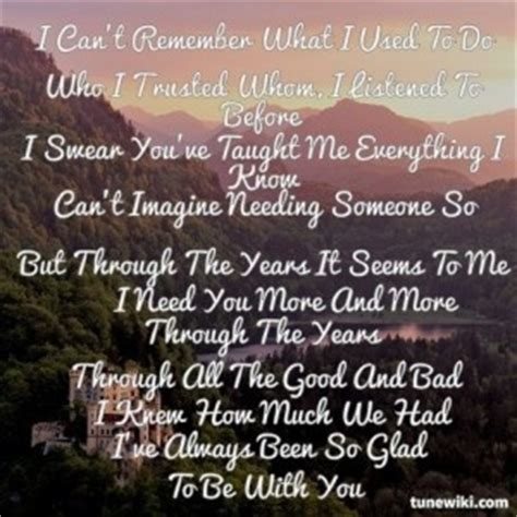 song for husband in kenny rogers quotes quotesgram