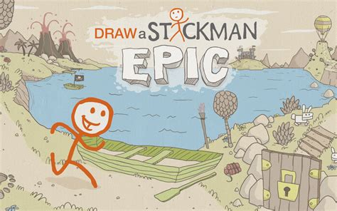 doodle draw theme apk draw a stickman epic free android apps on play