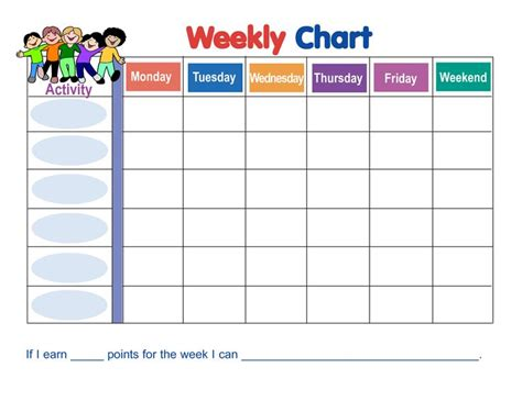 25 best ideas about home behavior charts on