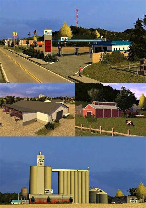 european ls in usa idaho usa map ls2013 mod mod for farming simulator