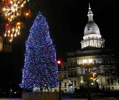 michigan christmas tree association america s tallest trees travel leisure