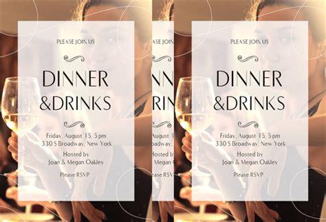 annual dinner invitation card template 8 annual dinner invitations jpg psd vector eps ai