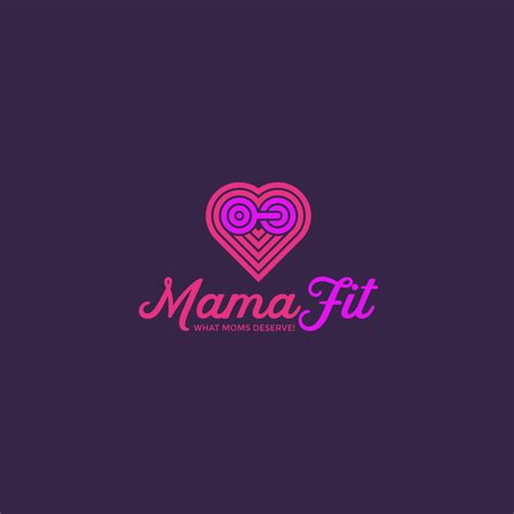 Fitnes Fit Ua Mid Logos Torquise health and wellness logo trends 99designs