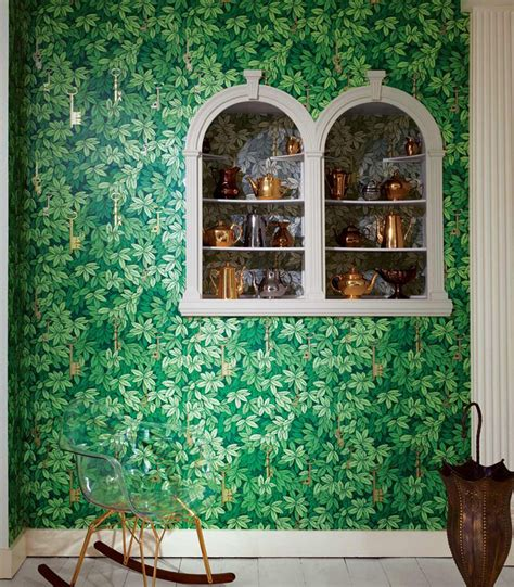 emerald green wallpaper uk colour crush emerald green sophie robinson