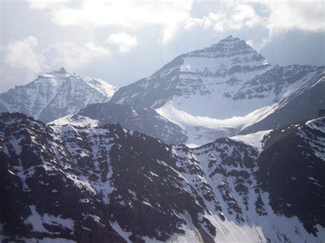 Pyramid Cornice Brooks Range Alaska