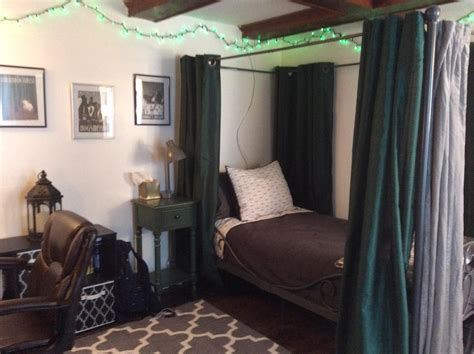 Slytherin Bedroom by Image Gallery Slytherin Bedroom