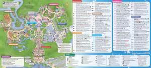 Walt Disney World Magic Kingdom Map by Disney World Map Related Keywords Amp Suggestions Disney
