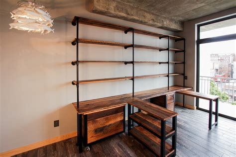 Reclaimed Wood Design Ideas by Startling Reclaimed Wood Desk Decorating Ideas For Home Office Design Ideas With
