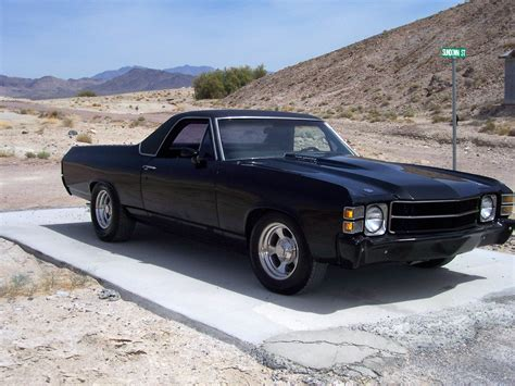 1971 el camino 1971 chevrolet el camino photos informations articles