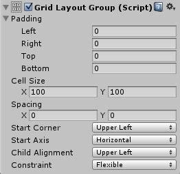 grid layout group unity sử dụng auto layout sắp xếp c 225 c đối tượng ui b 224 i viết