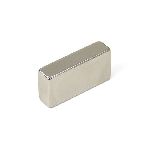 1 Pack Magnet Neodymium Kotak 20mm 40 X 10 X 20mm Thick N42 Neodymium Magnet First4magnets