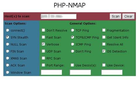 port scan linux php nmap linux softpedia linux