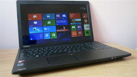 toshiba satellite c50 review techradar
