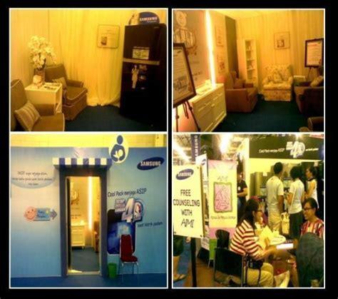 Kulkas Penyimpan Asi and baby fair 2012 the