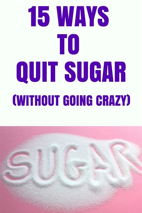 i quit sugar carbohydrates 15 ways to quit sugar 4 alternatives to sugar