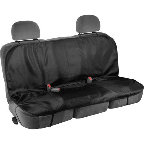 bench protector bell 2 in neverwet bench seat protector in black 22 1