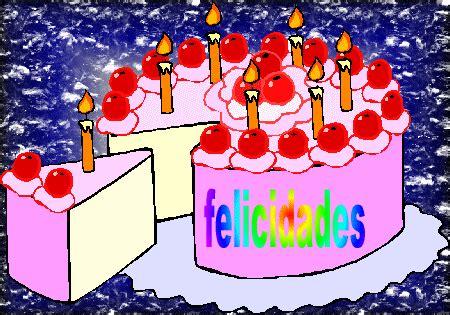 imagenes de feliz cumpleaños guapa gifs animados de tartas de cumplea 241 os para felicitar ツ