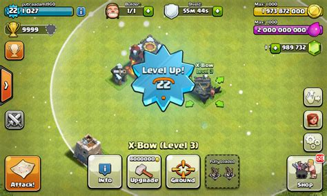 clash of clans hack apk clash of clans mod hack apk agustus 2015 thunderbolt server putra adam