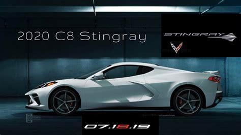 corvette     stingray  mid engine