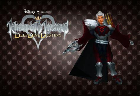 kingdom hearts dive kh dive destiny wallpaper xehanort by