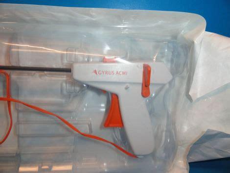 used olympus gyrus acmi 920010pk halo pks cutting forceps