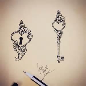 best 25 lock key tattoos ideas on pinterest tattoo with