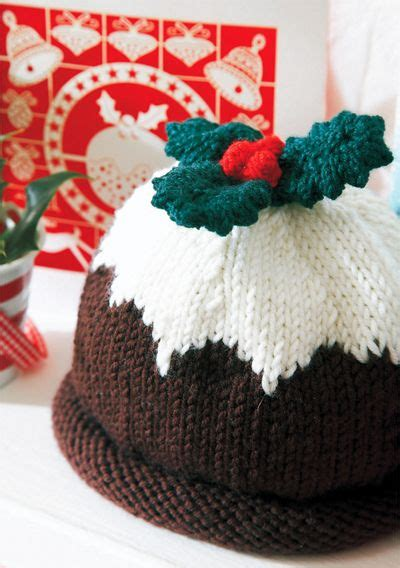 knitting pattern christmas pudding some delightful free christmas knitting patterns