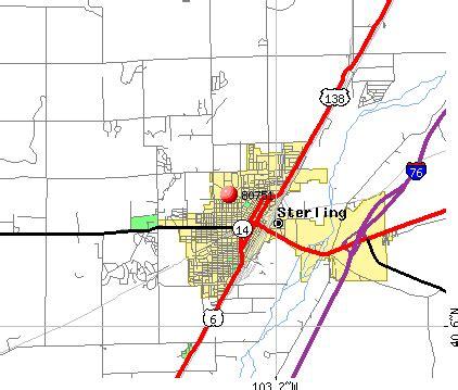 map of sterling colorado 80751 zip code sterling colorado profile homes