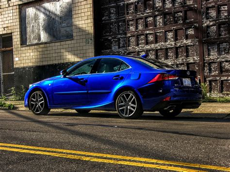 sporty lexus sedan 2017 lexus is350 f sport review a stylish sensible