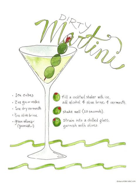 printable martini recipes 17 best ideas about martinis on pinterest sweet mixed